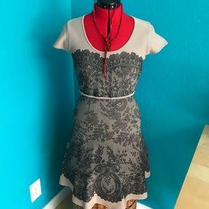 Bcbg maxazria stretch a line dress